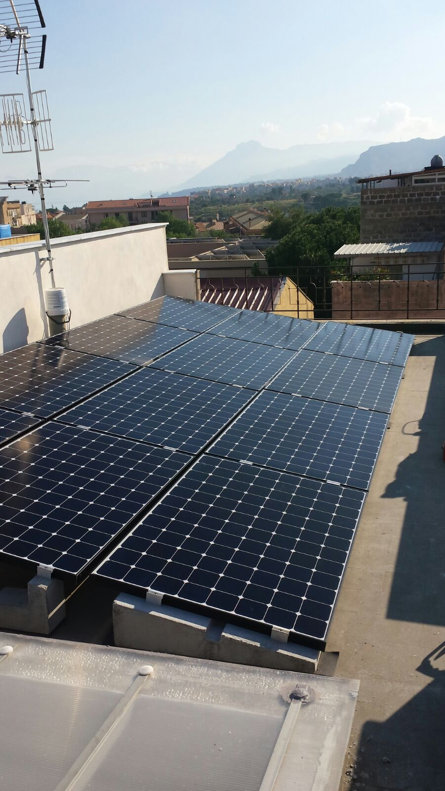 Impianti solari a Palermo
